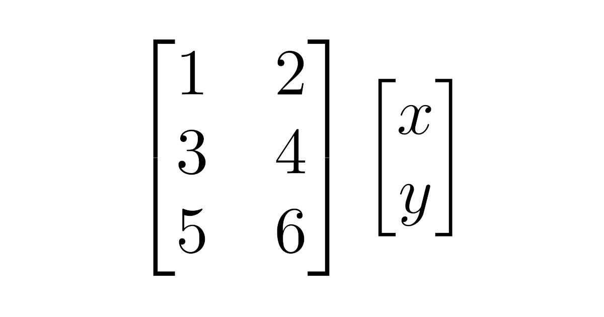 計算機 掃き出し 法 連立1次方程式が[解をもつ条件]と[解の自由度]の考え方